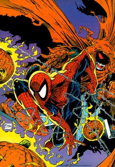 Spider-Man #7, featuring Hobgoblin by Todd McFarlane
