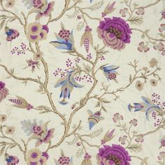 Windsor Great Park Fabric by Designers Guild in The Royal collection St James, suitable for curtains and cushions.