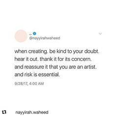 by nayyirah waheed. Dance Quotes, Art Quotes, Inspirational Quotes, Be Kind To Yourself, Finding Yourself, Let Them Talk, Let It Be, What Is An Artist, I Am Sad