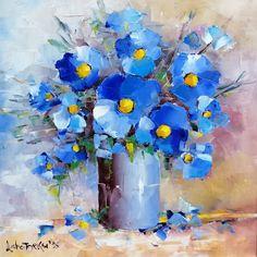Prin marea mila a Lui Dumnezeu, a venit iarăși primăvara peste noi și chiar dacă suntem bombardați cu tot felul de informații îngrijorătoare, viața merge înainte. Să continuăm a ne bucura de culori, păsări gălăgioase, flori, sunete, mirosuri, insecte, cântece, prieteni, viață în general. Noi, suntem prezenți și aici. Pretty Pictures, Painting & Drawing, Art Work, Paintings, Drawings, Flowers, Painted Flowers, Cute Pics, Artwork