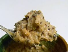 Paleo Cookie Dough    This may save me from my next fall off the wagon!