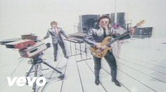 Music video by The Buggles performing Video Killed The Radio Star. (C) 1979 Island Records Ltd.