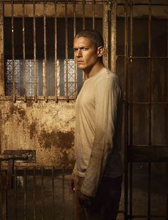 Photos and trailer promoting the return of Prison Break starring Wentworth Miller and Dominic Purcell