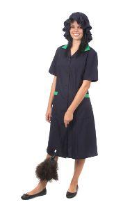 Dorothy Dress Cleaning Uniform, Short Sleeve Dresses, Dresses With Sleeves, Image, Fashion, Moda, Gowns With Sleeves, Fashion Styles, Fasion