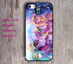 my little pony cartoon  iPhone 5 Case iPhone 4S Case by charmcover, $7.99