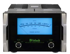 The most powerful single chassis McIntosh Monaural amplifier, produces a massive watts. The features the extraordinary McIntosh Quad Balanced Circuit. Each amplifier consists of two balanced amplifier circuits, the outputs of whic Karaoke, Home Theater Surround Sound, Circuit Design, Mobile Phone Repair, High End Audio, Hifi Audio, Audio Equipment, Audio System, Audiophile