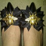 My shoe clips