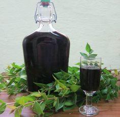 Liquore al mirto di Sardegna