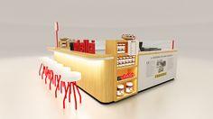 Quiosque Nutella on Behance