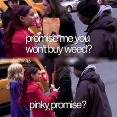 I love Ariana Grande even more for saying this when she gave money to a homeless man ♡