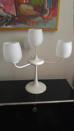 Max Bill, Table Lamp, Etsy, Home Decor, Homemade Home Decor, Table Lamps, Interior Design, Home Interiors, Decoration Home