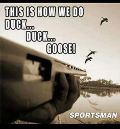 Funny duck hunting jokes