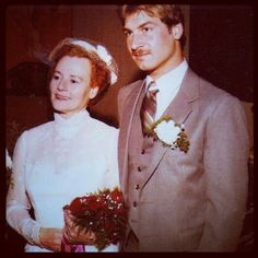 My beautiful Mom, Ruth Baker and my brother Charles Baker. R.I.P