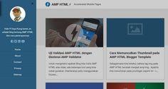 AMP-HTML-blogger-template