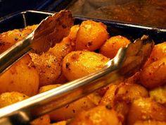 Cuisine maison, d'autrefois, comme grand-mère: Recette de pommes de terre sautées aux lardons à la lyonnaise
