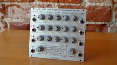 MATRIXSYNTH: Doepfer A-127 Voltage Controlled resonance filter