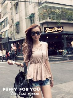 love this top! #YesStyle