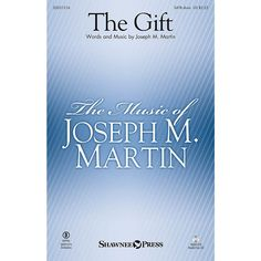 Countdown to book 4 im sharing a sneak peek of by faiths shawnee press the gift studiotrax cd composed by joseph m martin fandeluxe Image collections