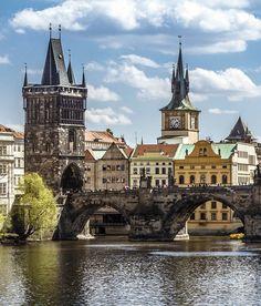 Prague, Czech Republic #GrouponGetaways