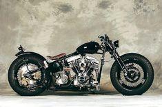 American Motorcycles, Custom Motorcycles, Cars And Motorcycles, Bobber Chopper, Harley Davidson Bikes, Cool Bikes, Motorbikes, Japanese, Bobs