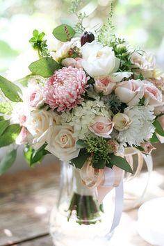 Très joli #bouquet de #fleurs