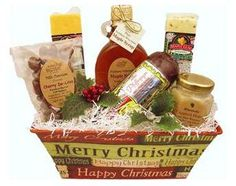 Classic Wisconsin Christmas Gift Assortment #WisconsinMade