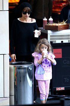 #NicoleRichie and daughter Harlow Madden