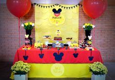 A Mil Folhas adora fazer tim tim por tim tim de cada festa que cria. Ok, o Mickey não é novidade para ninguém, mas o que sempre vemos p...