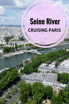 Highlights from a Seine River boat cruise in Paris, France.