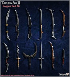 Weapons (Dragon Age II)