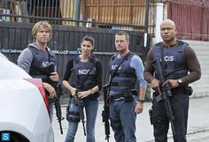 NCIS Los Angeles - Episode 5.05 - Unwritten Rule - Promotional Photos (1)