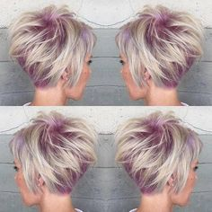 Perfec Blonde Hairstyle For Short Hair 1
