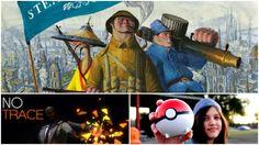 Игровые новости недели - Steam Squad, No Trace, Pokemon GO