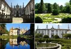 Palácio de Mateus (near Vila Real)