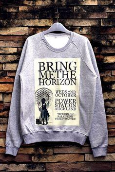 17524df3b71687 Bring Me The Horizon BMTH Sweatshirt Crewneck by OhhShhhShirt