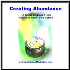 13 Lord Kuthumi - Unlimited Abundance Guided Meditation