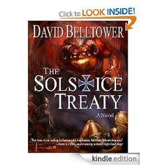 The Solstice Treaty [Kindle Edition]  David Belltower (Author)