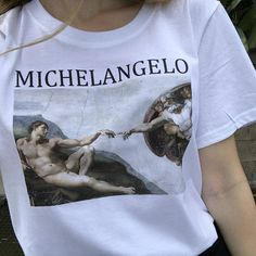 Michelangelo T-Shirt - Sold by Black Shop Turkey