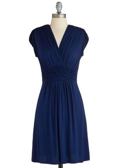 Easygoing Ending Dress, #ModCloth. For that certain person looking for a mother of the groom dress...what do you think??? Too dark? Too casual?
