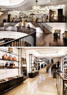 Burberry Flagship Store_Regent Street