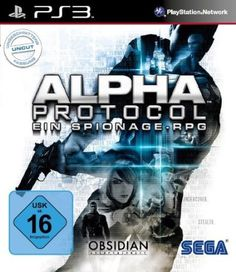 Alpha Protocol (uncut): Playstation 3: Amazon.de: Games