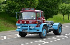JPV610F Bedford KM Tractor Unit RC Jeffrey and Sons