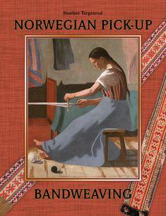 Book cover Norwegian Pick-up Bandweaving