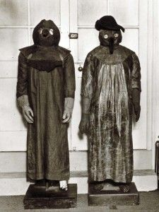 real plague doctor
