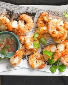 Low FODMAP Recipe and Gluten Free Recipe - Salt and Pepper Prawns http://www.ibssano.com/low_fodmap_recipe_salt_pepper_prawns.html
