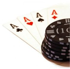 I love a good game of poker.