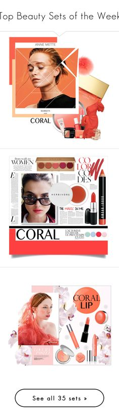 """""""Top Beauty Sets of the Week"""" by polyvore ❤ liked on Polyvore featuring beauty, Michael Kors, It Cosmetics, RAJ, MAC Cosmetics, Bobbi Brown Cosmetics, Essie, Christian Dior, Givenchy and Gianvito Rossi"""