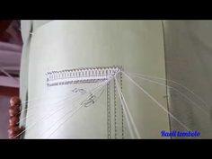 Bobbin Lace Patterns, Youtube, Diy, Bobbin Lace, Pink, Crocheting, Trapillo, Tutorials, Manualidades