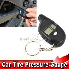 Diagnostic Tool Digital Car Tire Air Pressure Gauge Meter Test //Price: $10.62 & FREE Shipping //     #shop