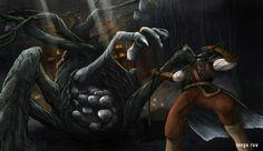 Dark Souls 3 - Curse-Rotted Greatwood by OniRuu